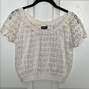 Rue 21 crop top